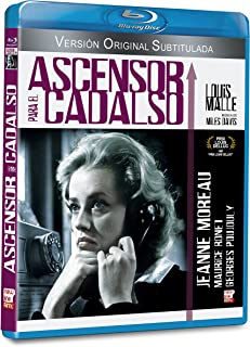 Ascensor para el cadalso v.o.s. 1957 BD Ascenseur pour l'Echafaud - Elevator to the Gallows [Blu-ray]
