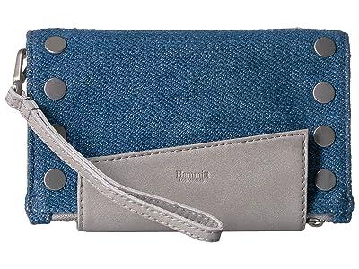Hammitt 35 North (Santa Cruz/Brushed Silver) Handbags