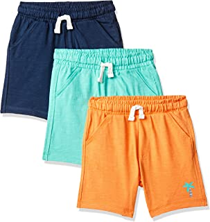 Mothercare Baby Boy's Shorts (Pack of 3)