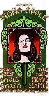 fiona apple concert poster
