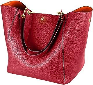Fashion Women's Leather Handbags ladies Waterproof Shoulder Bag Tote Bags