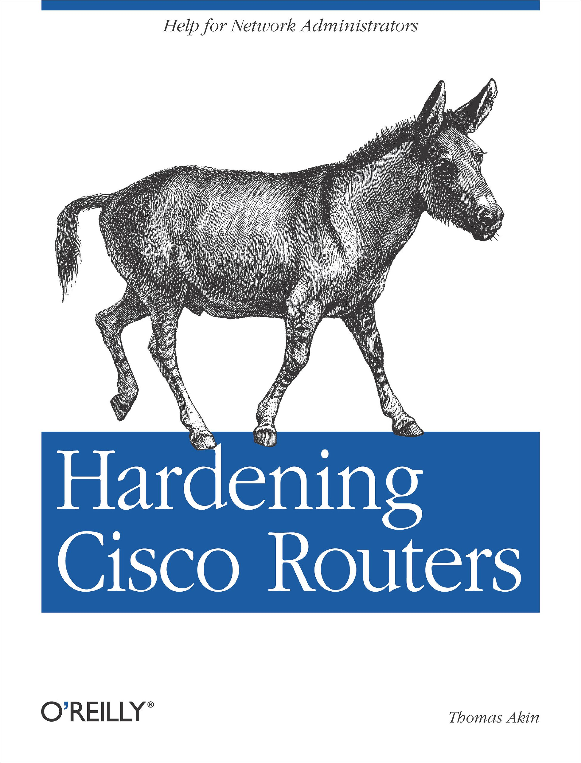 Image OfHardening Cisco Routers: Help For Network Administrators (English Edition)