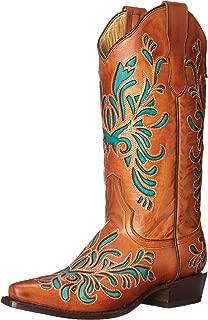 Stetson Women's Amber Western Boot