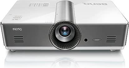 "BenQ MH760 1080P DLP Business Projector, 5000 Lumens, Wireless, 3000,1 High Contrast, 3D, HDMI, MHL, LAN Control, 180""@15-19.7ft, 1.3X Zoom (Renewed)"
