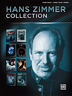 Hans Zimmer Collection: 29 Faithful Arrangements for Piano Solo and Piano, Vocal and Guitar