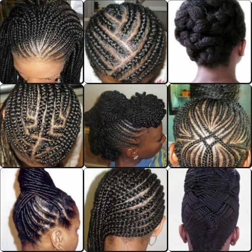 Black Girl Braided Hair Styles Ideas