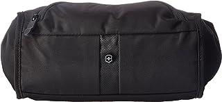 Victorinox Lumbar Pack Waist Tote with RFID Protection, Black/Black Logo (Black) - 311741