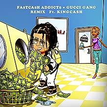 Gucci Gang (Remix) [feat. Fastcash Addicts] [Explicit]