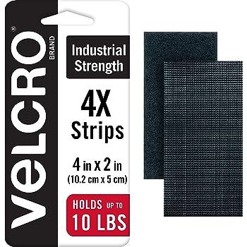 "2 VELCRO® Brand HOOK Fasteners Straps Sew On Mil-Spec Tan 5//8/"" 50 yards roll"