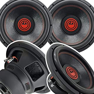 Gravity G3-12D2 12-Inch 4000 Watts Total Max Power Elite Car Audio Subwoofer 2 Ohm DVC - Dual Voice Coil Stereo Competitio... photo