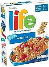Life Breakfast Cereal, Original, 13oz Boxes (3 Pack)