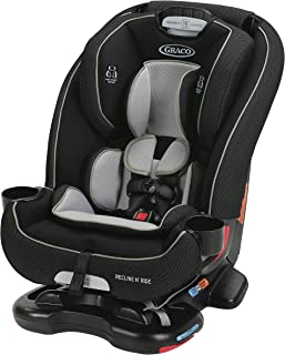 Graco Recline N' Ride 3 in 1 Car Seat | Infant to Toddler Car Seat featuring Easy, One Hand On the Go Recline, Alpine