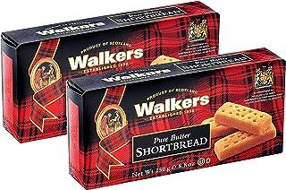 Walkers Pure Butter Shortbread Fingers, 250 gm