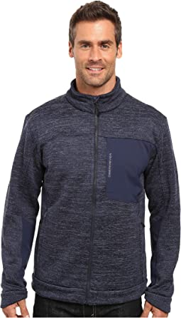 Gunner Bonded Knit Jacket