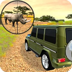 - Hunting animals. - Driving off road on luxury 4x4. - Beautiful graphics and realistic scenery. - Realistic animated animals to be hunted. - Sounds of Africa, enhancing the reality effect. - Best hunter score table.