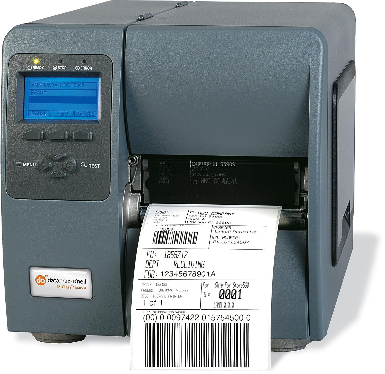 Datamax OFFicial site I12-00-48000L07 I-4212E Max 74% OFF Mark II Printer 203 Barcode DPI
