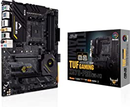 ASUS TUF Gaming X570-PRO (WiFi 6) AM4 Zen 3 Ryzen 5000 & 3rd Gen Ryzen ATX Motherboard (PCIe 4.0, 2.5Gb LAN, BIOS Flashbac...