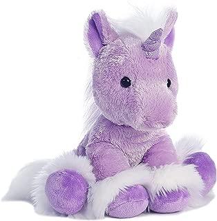 Aurora World Dreaming of You Plush Unicorn, Purple, 12