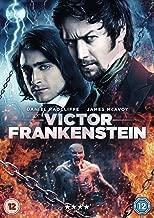 VICTOR FRANKENSTEIN (2016) DVD
