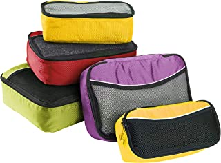 Bago 5 Set Packing Cubes for Travel - Luggage & Bag Organizer - Pack Like a Pro