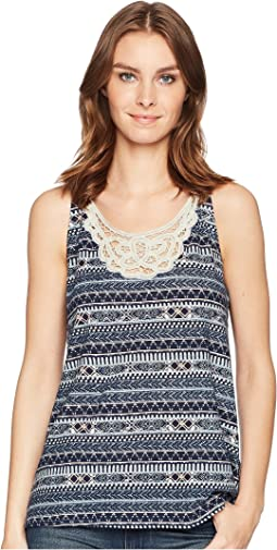 Eco Rich Bell Canyon Printed Tank Top II