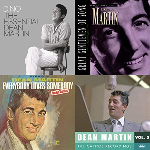 Best of Dean Martin by Dean Martin, Helen O'Connell on