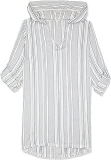 Rip Curl Women's Hayes Beach Shirt, Blue