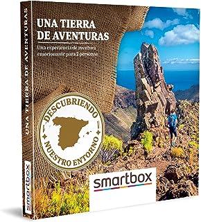 Smartbox - Caja Regalo para Hombres - Una Tierra de Aventuras - Caja Regalo para Hombres - 1 Experiencia de Aventura para ...