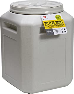 Gamma2 Vittles Vault Outback 50 lb Airtight Pet Food Storage Container