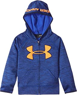 under armour jumper. under armour kids - big logo twist hoodie (toddler) jumper