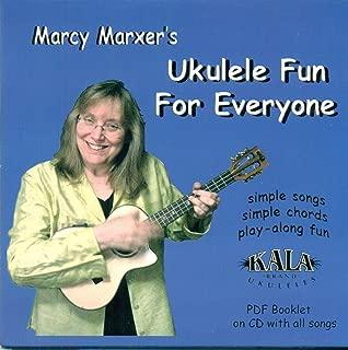 marcy marxer ukulele