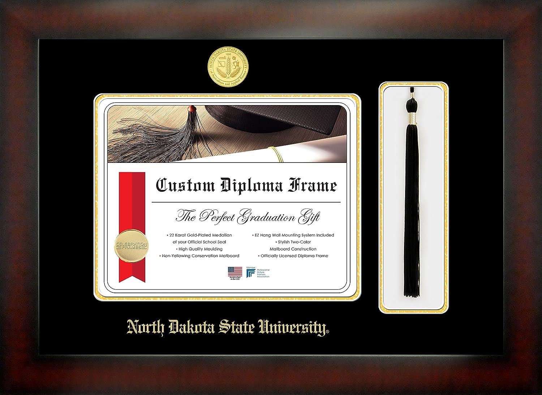 Celebration Frames Max 66% OFF Cheap sale Infinity Diploma Frame Mahogany