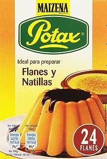 Maizena - Potax - Preparado para Flanes y Natillas, 192 g