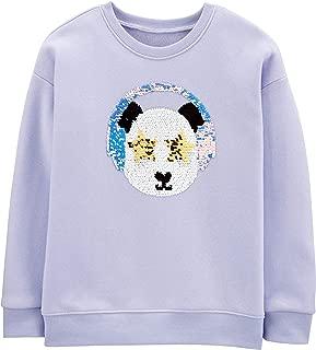 Girls' Toddler Flip Sequin Pullover