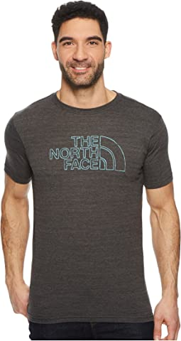The North Face Short Sleeve Tri-Blend Tee