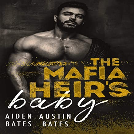 The Mafia Heir's Baby: A Bad Boy Mpreg Romance: Frat Boys Baby Series, Book 4