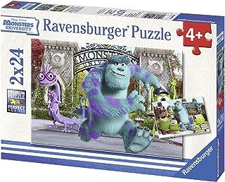 Ravensburger Disney Pixar: At Monsters University (2 x 24-Piece) Puzzles in a Box