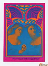 Family Dog Postcard 59 Bobbsey Twins 1967 Apr 28 Iron Butterfly