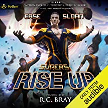 Supers: Rise Up: Supers, Book 1