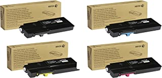 $793 » Xerox 106R03512, 106R03513 Genuine High Yield Toner Multi-Pack Black Cyan Magenta Yellow Toner