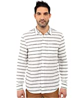 Lucky Brand - Striped Linen Shirt