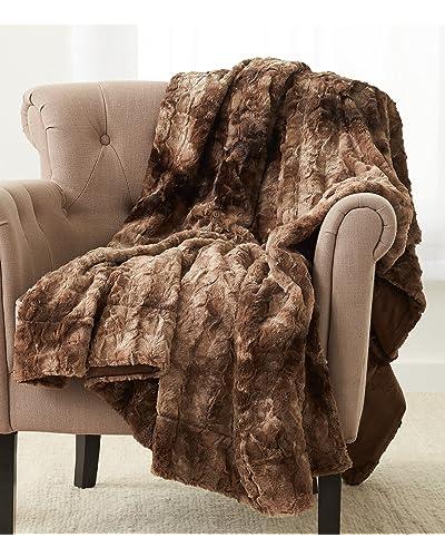 ba584d02 Faux Fur Bedding: Amazon.com