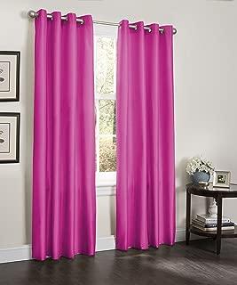 Kashi Home Erin Collection Window Treatment / Panel / Curtain, 55