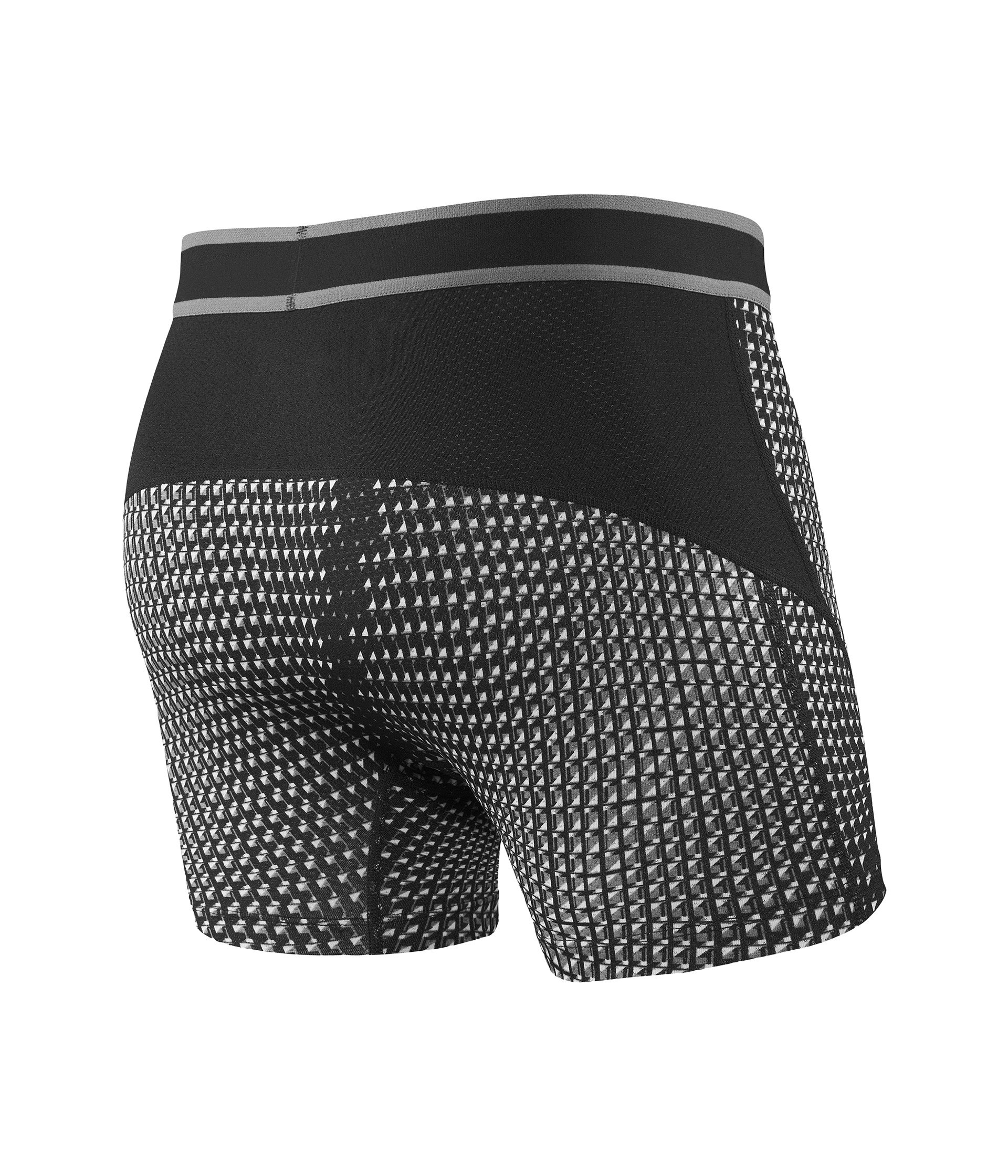 Skyscraper Underwear Kinetic Saxx Grey Boxer wzIAq7