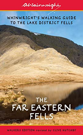 Wainwrights Illustrated Walking Guide to the Lake District Fells Book 2: The Far Eastern Fells