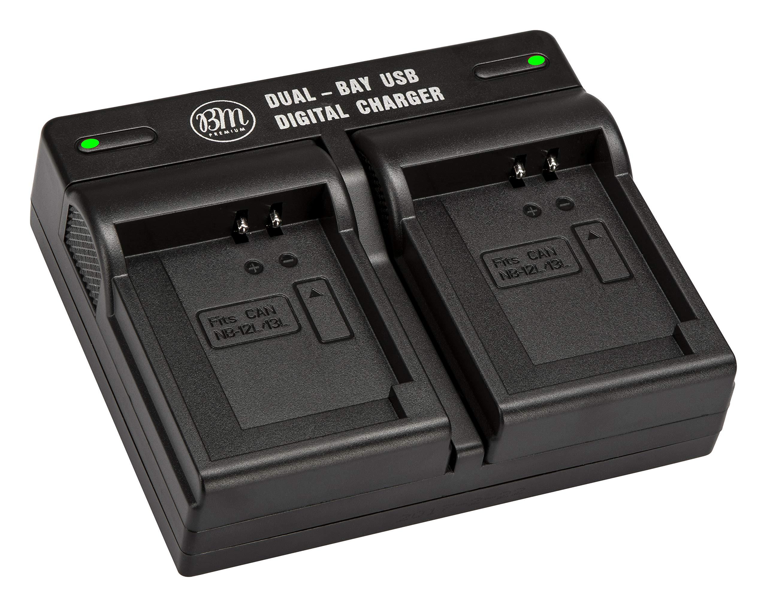 BM Premium Battery Charger PowerShot