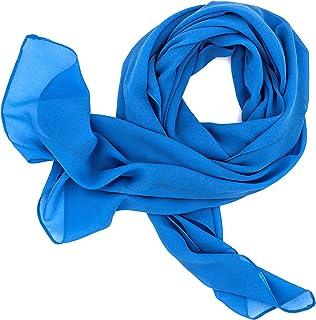 unisex 01012035 styleBREAKER estola chal pa/ñuelo con deshilachados en muchos y variados colores