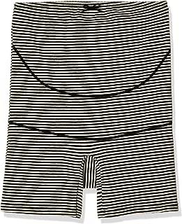 华歌尔 Wacoal t.p.f 产前用收腹裤 孕妇 MMU026 孕妇裤型 BL/黑色 M-L
