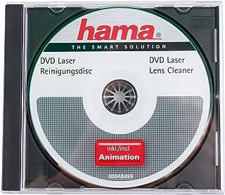 DURAGADGET DVD de Nettoyage Compatible avec tête de Lecture Laser de lecteurs CD, DVD,..