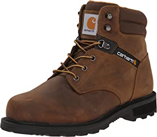 Men's 6 Work Soft Toe NWP Work Boot